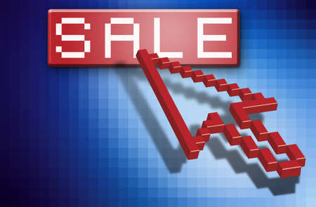 retailing: Sale Stock Photo