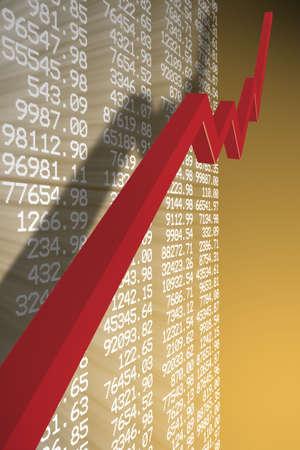 Economisch herstel Stockfoto - 4792426