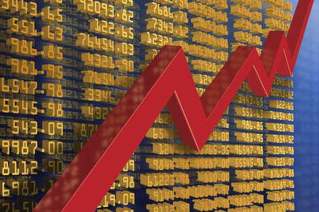 economic recovery Stock Photo - 4792406