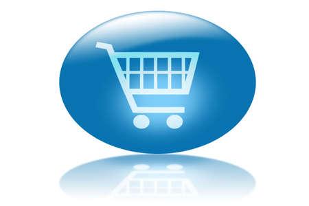 symbolism: onlineshopping Stock Photo