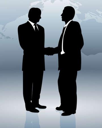 クライアント: 国際ビジネス