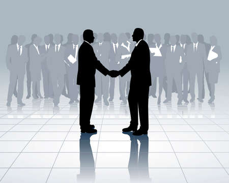 akkoord: zakentransactie