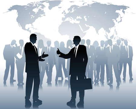 big business: socios de negocios