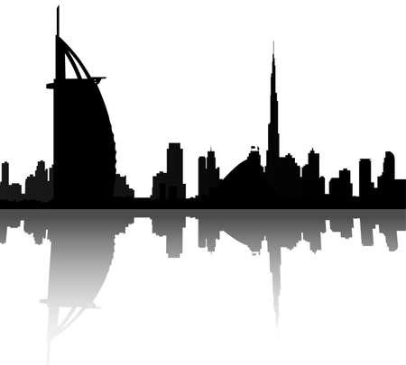 the emirates: dubai horizonte