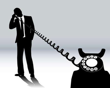calling: conversaci�n telef�nica