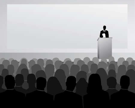 conference Stock Vector - 4980965