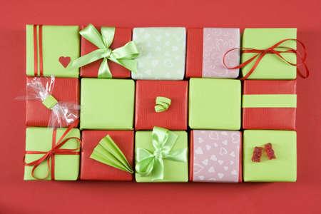 birthday gift packet photo