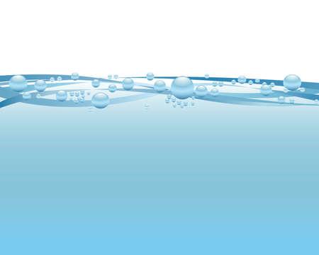 air bladder: Acqua Vettoriali