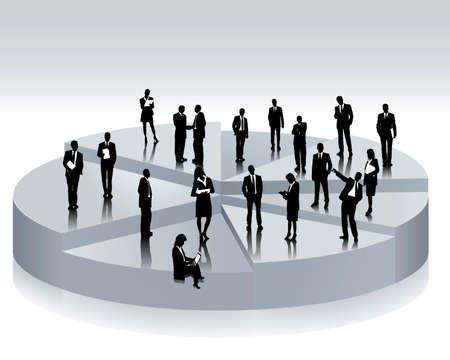 work force: financial adviser