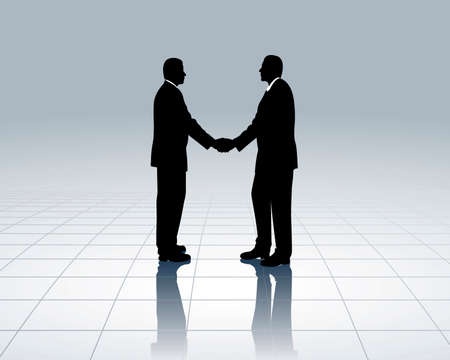 collegial: business contacts