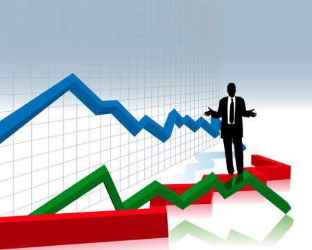 wirtschaftskrise: finanzielle crash