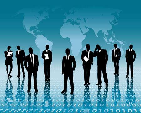experte: digitale Wirtschaft und IT-Unterst�tzung