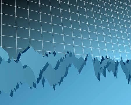 stock prices Stock Vector - 5205728