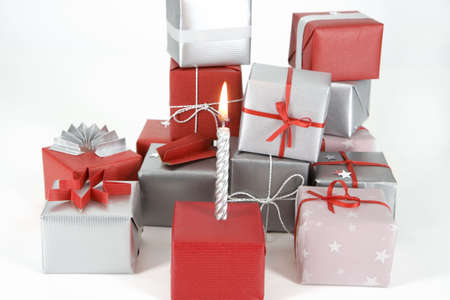 many little christmas gifts photo
