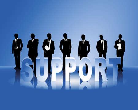 especialistas: equipo de apoyo