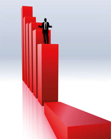 crisis economica: ca�da del volumen de negocios