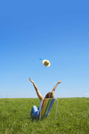 summer feeling Stock Photo - 6503605