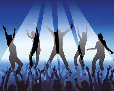 lebensfreude: Konzert