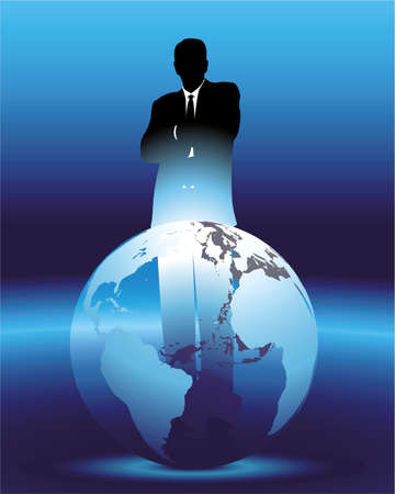 globally: international business relationship