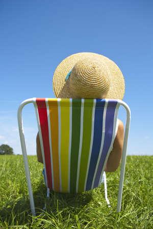 zest for life: summer feelings Stock Photo