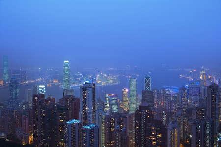 Hongkong skyline photo