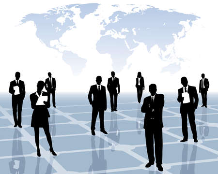 jerarquia: red internacional
