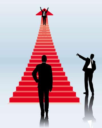 compromiso: carrera