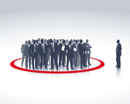 Manager en medewerkers werkgroep
