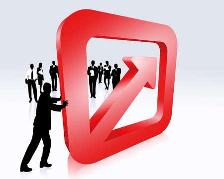 empresas: carrera y la tendencia al alza