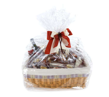 baskets: Food hamper