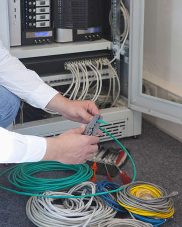 Network administrator photo