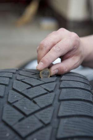 reparaturen: Reifen-Lauffl�che