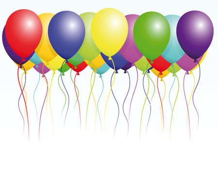 felicitaciones: Feliz cumplea�os Vectores