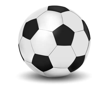 football Banco de Imagens - 12304449