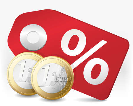 discount Stock Vector - 13640421