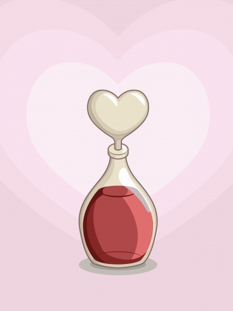 bewitchment: Bottle of Love Potion