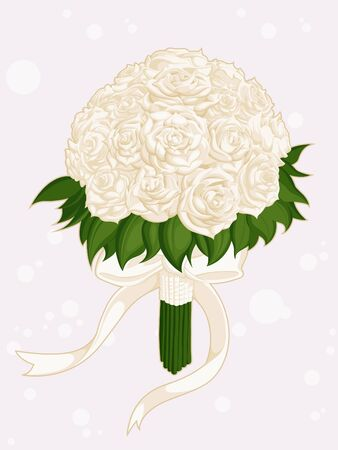 bridesmaid: Wedding Flower Bouquet