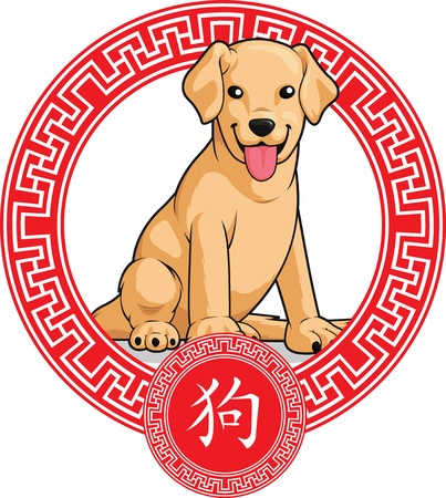 eastern zodiac: Chinese Zodiac Animal - Dog