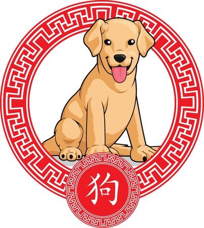 eastern zodiac: Chinese Zodiac Animal - Dog