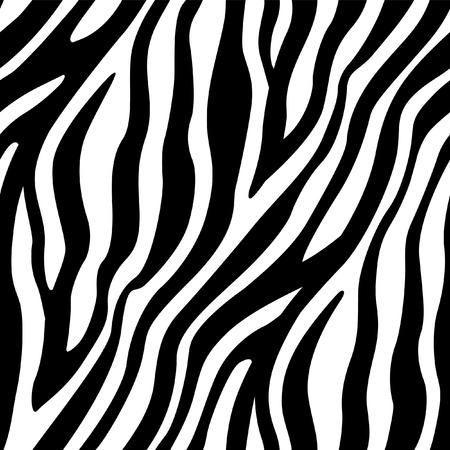 stripes: Zebra Stripes Seamless Pattern