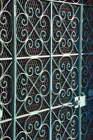 Blue Iron Gate