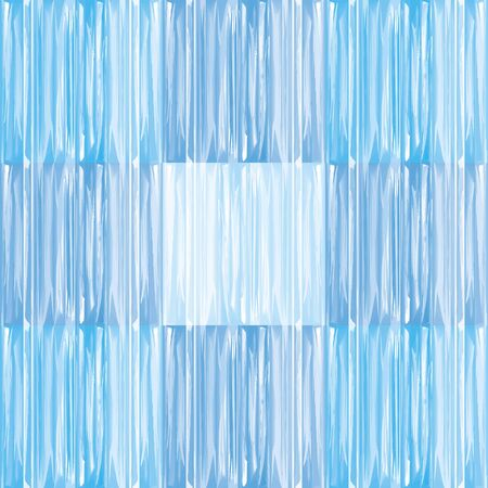 icy: Beautiful icy blue background made of irregular stripes