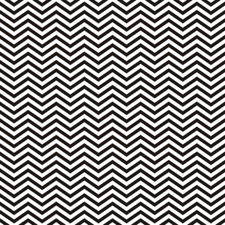 zag: Black vector seamless geometric ethnic zig zag pattern