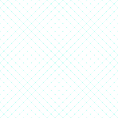 rounded squares: Seamless vector turquoise pattern with rounded squares Illustration