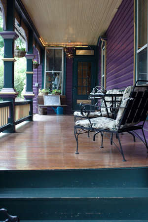 porch and furniture Stock Photo - 275173