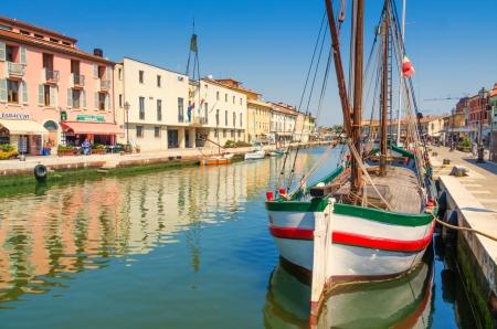 Riverside tir � Cesenatico, Italie