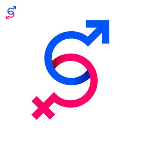 Sex Logo - Abstract Letter S Illustration