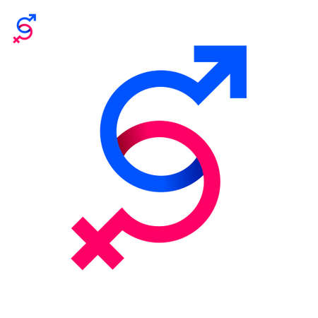 Sex Logo - Abstract Letter S Ilustração
