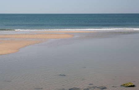 beachcomb:  Beautiful and Peaceful Beach at Dwarka