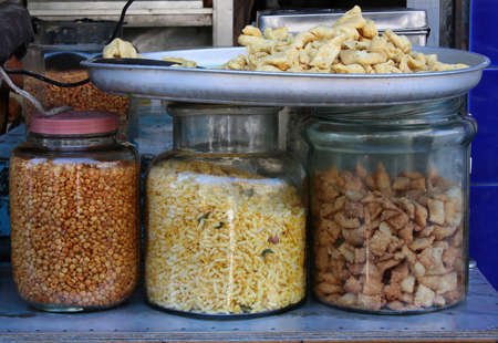 Salty, Spicy, Sour-Indian Snacks photo